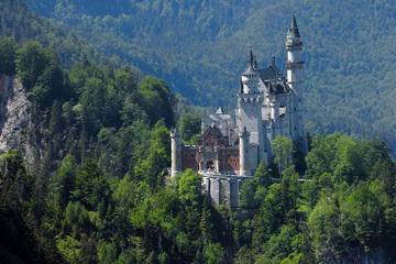 Full-Day Bavarian Castles Tour from Fussen