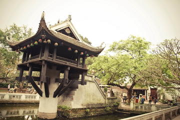 ハノイ終日プライベート市内観光ツアー