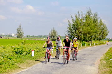 Cultural Bike Tour in Hue Countryside