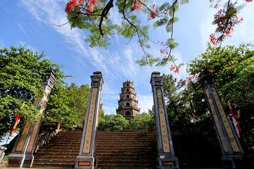 Landausflug: Ganztägige Hue City Tour von Chan Mai Hafen
