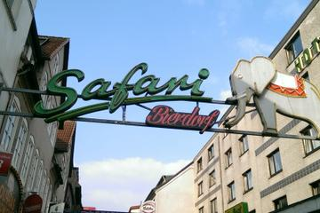 Guided Walking Tour of Reeperbahn and Red-Light District in Hamburg