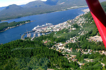 Ketchican Shore Excursion: City of Ketchikan Tour