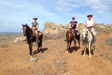 Aruba Horseback Riding Tour For...