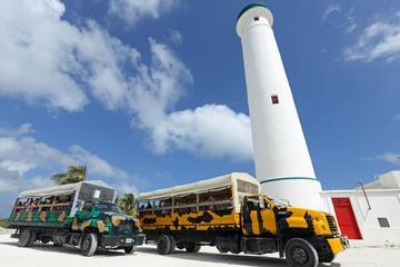 Visite tout compris des points forts de Cozumel au départ de Cancún