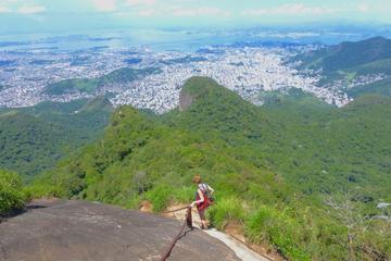 Tijuca Peak Hiking Tour in Rio de...