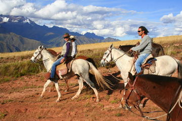 Cusco Horseback Riding Tour Around...