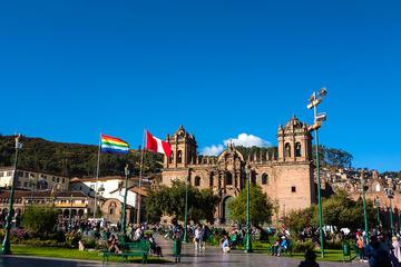 Recorrido por la tarde en la ciudad de Cuzco
