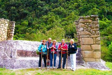 Short Inca Trail to Machu Picchu in 2...