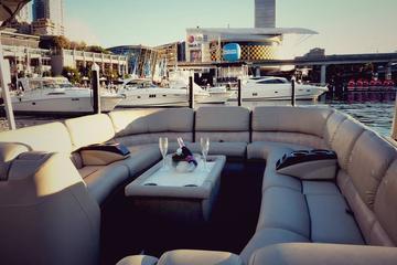 Croisière privée dans le port de Sydney: le salon flottant