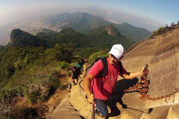 Excursión de senderismo por el Pico da Tijuca en el Parque Nacional...