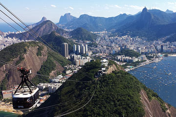 Full Day Complete City Tour of Rio de Janeiro with Lunch and Tickets