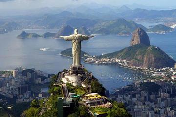 Half Day City Tour of Rio de Janeiro Express with Tickets