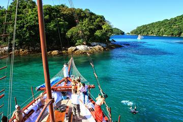 Ilha Grande Day Trip from Rio de Janeiro