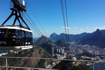 Morro da Urca Hiking Tour with Sugar Loaf Cable Car