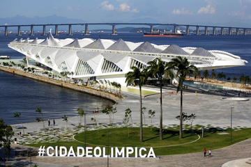 Museum of Tomorrow and AquaRio South America's Largest Aquarium...