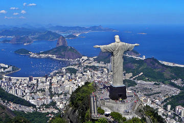 Río de Janeiro en un tour por la ciudad de un día, con almuerzo...