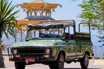Tour en jeep por el bosque de Tijuca