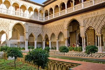 3-hour Seville Cathedral and Alcazar...