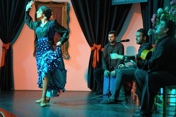 Authentic flamenco in Granada
