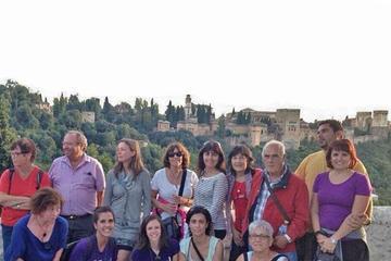 Visita a pie al Sacromonte y el Albaicín