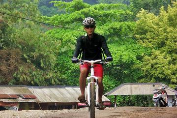 Cycling and Cave Tubing Yogyakarta