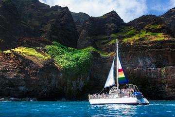 Excursión de lujo de buceo de superficie en Na Pali en Kauai con...