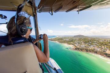 マルーチードール水上飛行機ツアー