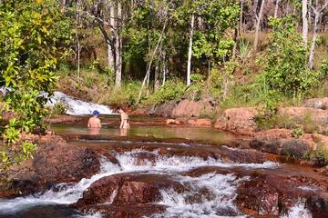 Litchfield ab Darwin mit Wangi Falls Florence Falls und Buley Rockhole