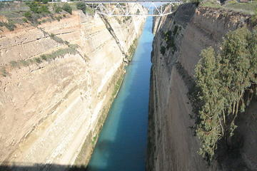Kanal von Korinth und Mykene - Tagesausflug von Athen