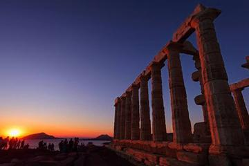 Sunset private tour to Sounion - Temple of Poseidon