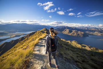 South Island - Flexible Adventure Bus Pass from Christchurch