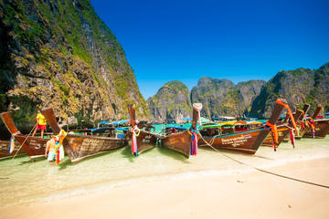 Phi Phi Islands Private Day Tour by...