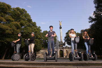 Munich 3-Hour Old Town Segway Tour