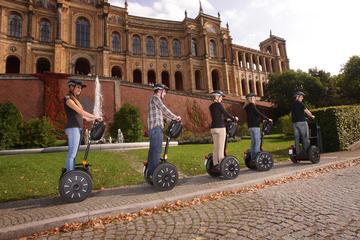 Visite en Segway de 2heures à Munich: le centre historique et le...