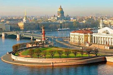 3-Day Visa-Free Cruise to Saint Petersburg from Helsinki