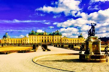 Half Day Stockholm Bus Tour With Drottningholm Castle