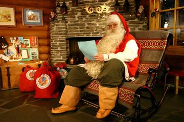 Rovaniemi Guided Tour and Santa Claus...