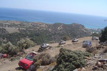Jeep-Safari in den Süden von Kreta