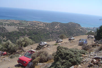 Jeep Safari to the South of Crete from Hersonissos