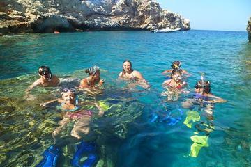 Excursion en bateau et snorkeling au...