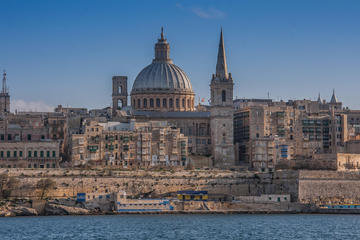 Private Highlights of Malta Full-Day Tour from Valletta