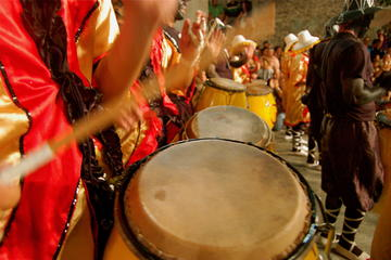 Afro Percussion Drum Workshop - San...