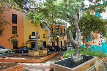 Visita al viejo San Juan a pie