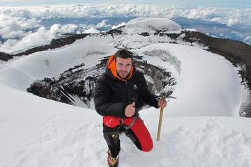 Cayambe Glacier Walking Tour