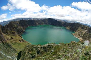 Excursión de un día a Quilotoa desde...