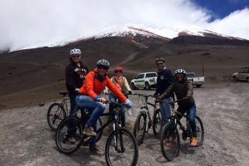 Full-Day Hike and Bike Cotopaxi National Park from Quito