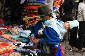 Otavalo Cayambe Equator Cuicocha Full-Day Cultural Trip