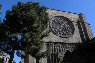 Visite guidée de la basilique del Pi de Barcelone et de son campanile