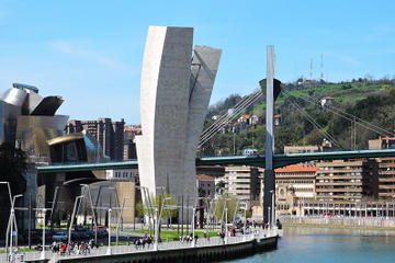 Bilbao Private Walking Tour with...