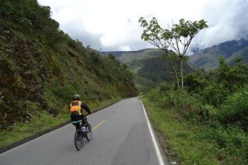 Caminata de 4 días por la selva inca...